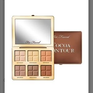 TOO FACED Cocoa Contour Highlighting Palette $44